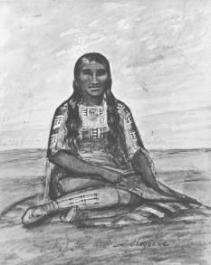 Owl Woman: Cheyenne Trader