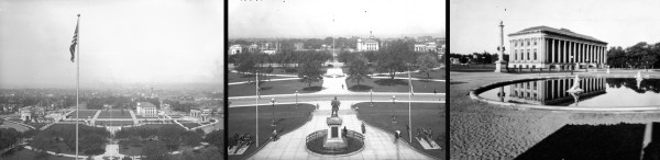 Civic Center Park circa 1904-1910(credit: Denver Public Library and History Colorado)