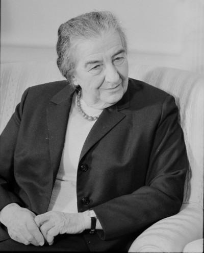 Golda Meir: Prime Minister of Israel