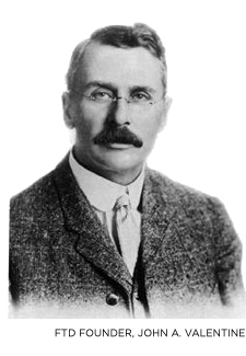 John Valentine: FTD Founder
