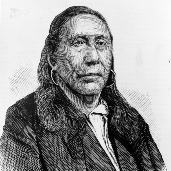 Chief Little Raven: Peacemaker