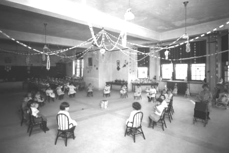 Queen of Heaven Orphanage summer camp circa (credit: Denver Public Library)