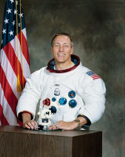 "John ""Jack"" Swigert: Astronaut, Congressman"