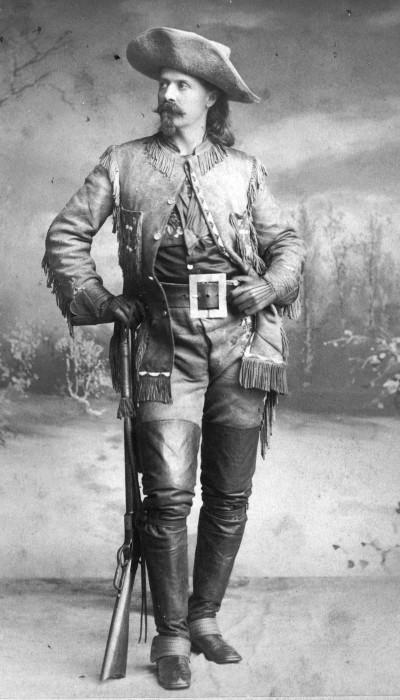 "William ""Buffalo Bill"" Cody: Showman of the Wild West"