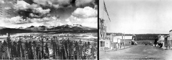 Fraser and Fraser's Main street circa 1904-1907(credit: Denver Public Library)