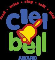 CLEL Bell Award logo
