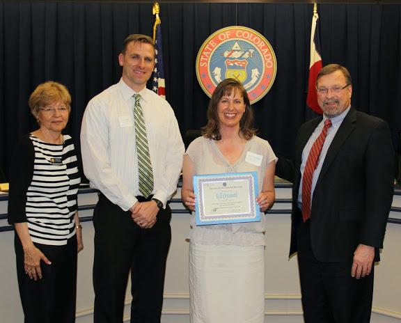 2014 HESLP Award Recipient, Kelli Chynoweth