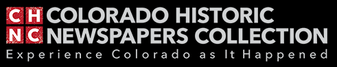 Colorado Historic Newspapers Collection