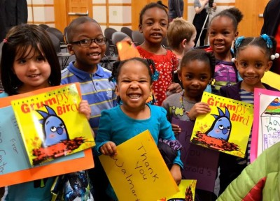 One Book 4 Colorado 2016: Bringing books into the homes and hearts of 4-year-olds