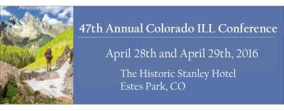 Colorado ILL Conference