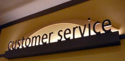 Customer Service, Policy, and Technology: The Library Trifecta
