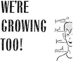 CHNC is Growing! Again!