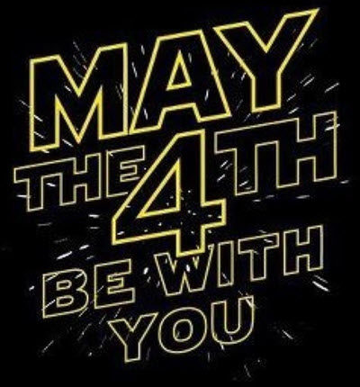 Spotlight on Sharing: May the Fourth Be With You (at the Library)