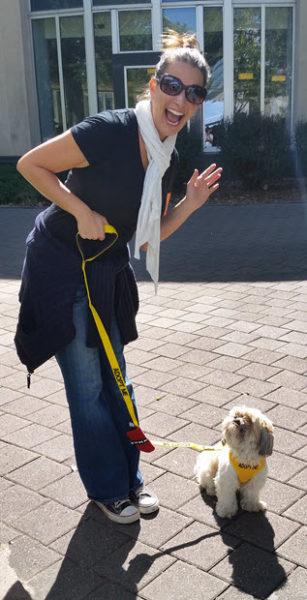 OTL Dog Walking Arian