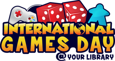 Spotlight on Sharing: International Games Day @ Your Library 2016