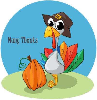 Gratitude for you!