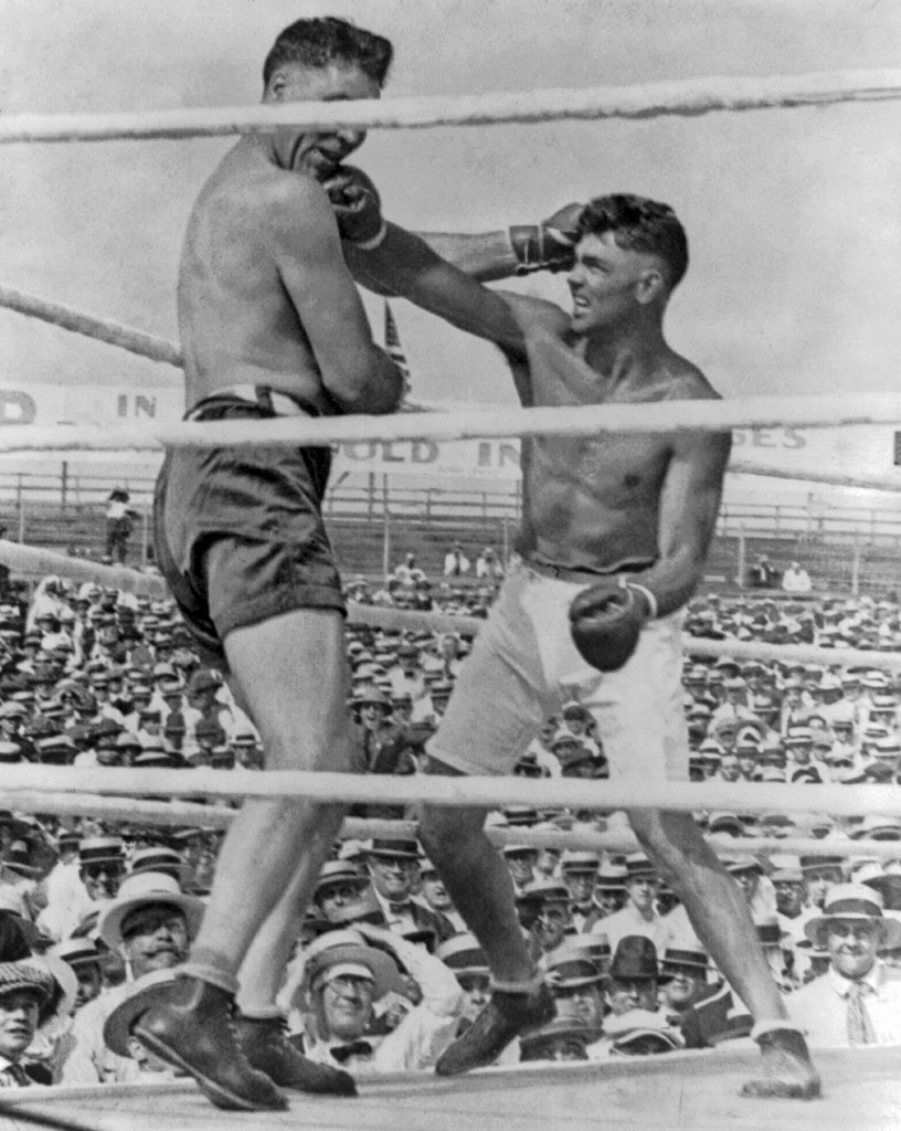 Jack Dempsey: Prize-fighter, Actor and Author – Colorado