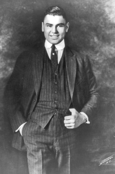 Jack Dempsey: Prize-fighter, Actor and Author