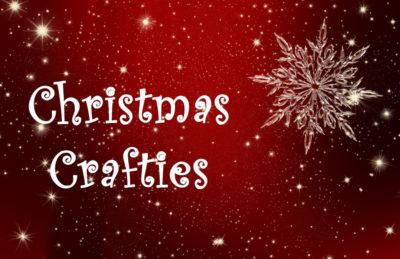 Christmas Crafties!