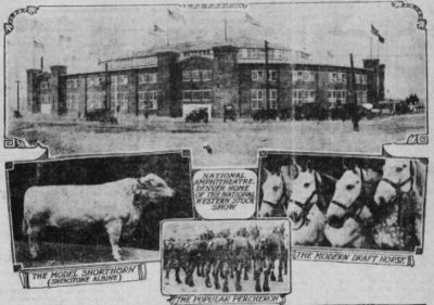 Topics in History: National Western Stock Show
