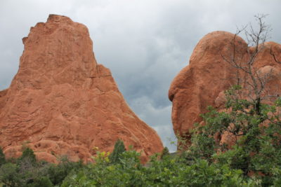 A Rock Garden Fit for the Gods