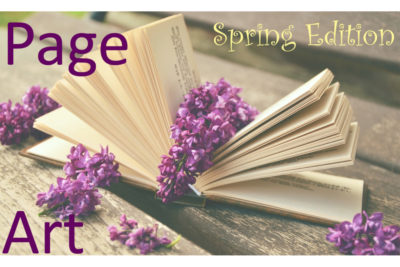 Time for Spring Page Art!