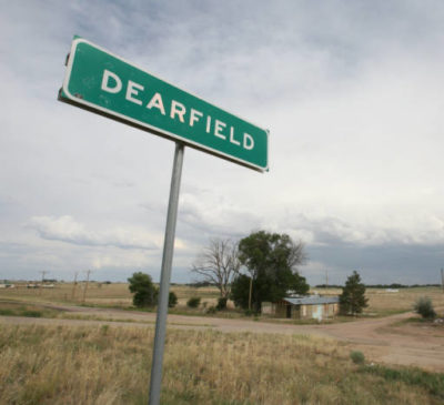 Topics in History: Dearfield, Colorado