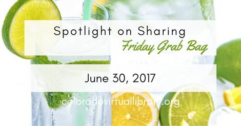 Friday Grab Bag June 30, 2017