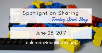 Friday Grab Bag, June 23, 2017