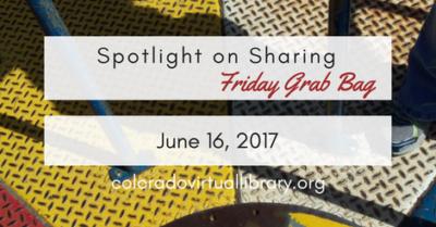 Friday Grab Bag, June 16, 2017