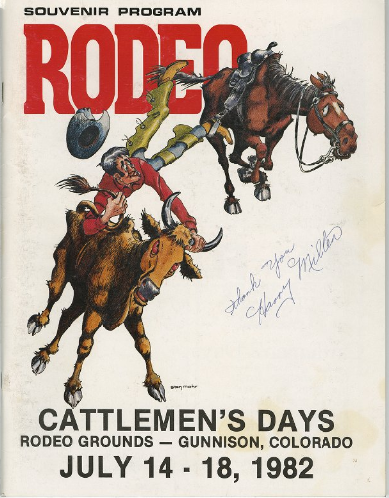 Touring Colorado's Collections:  Cattlemen's Days
