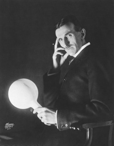 Topics in History: Nikola Tesla
