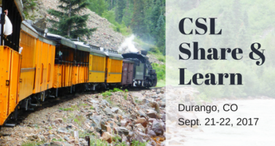 CSL Share & Learn: Durango