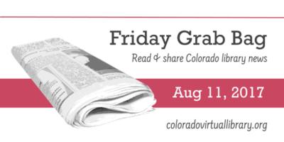 Friday Grab Bag, August 11, 2017