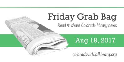 Friday Grab Bag, August 18, 2017
