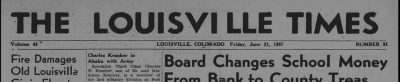 Louisville Public Library Celebrates Making Local Newspaper Available Online Through CHNC
