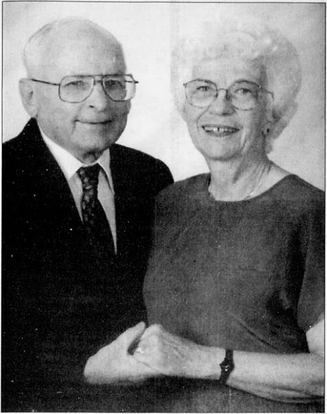 Percy and Carolyn Conarroe