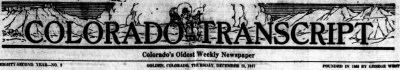 CHNC News: Golden Historic News is Growing!