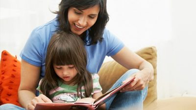 Reading Aloud at Home: Connecting books with Early Literacy Activities