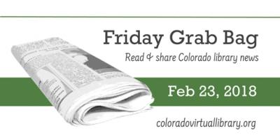 Friday Grab Bag, February 23, 2018