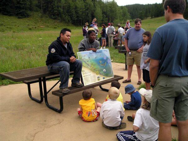 Colorado Parks & Wildlife educational program