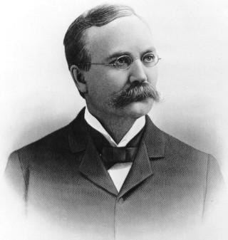 Governor Alva Adams