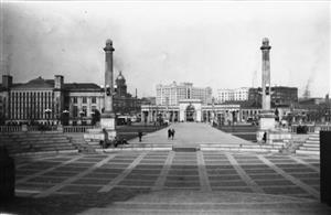 Denver's Civic Center, 1920s