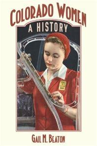 Colorado Women a History book cover