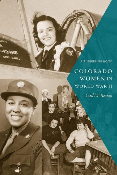 Colorado Women in World War II cover image
