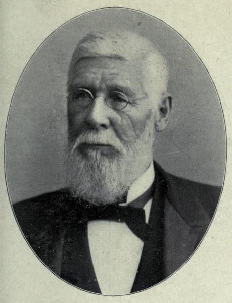 Portrait of Colorado Governor Davis Waite