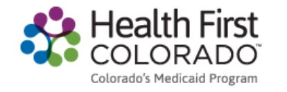 Health First Colorado