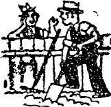 In the Garden Illustration