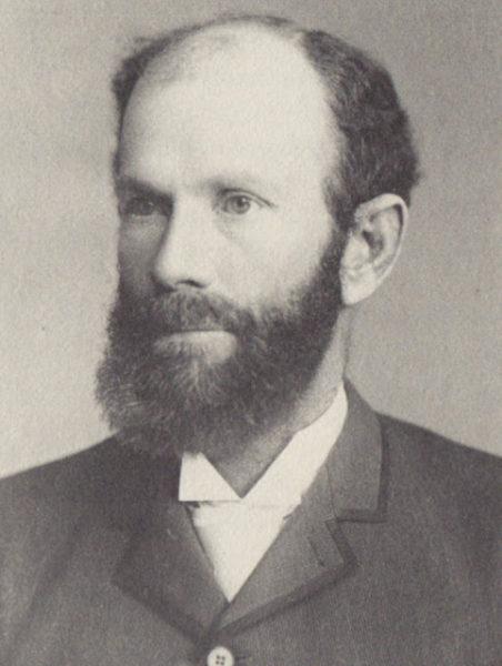 Colorado Governor James Benton Grant.