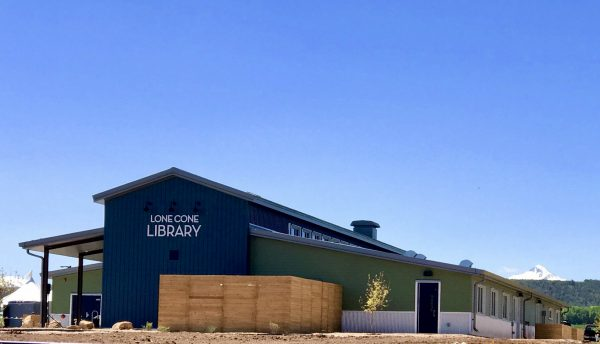 Picture of Lone Cone Library